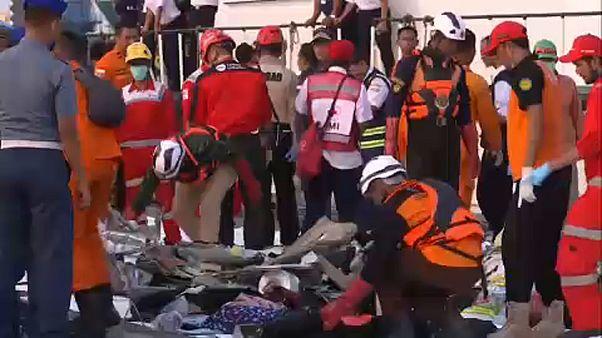 Valószínűleg nincs túlélője az indonéz légikatasztrófának