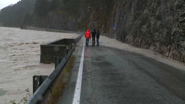 Halálos vihar Olaszországban