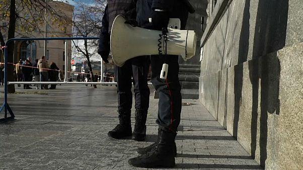 Russland: Festnahmen bei Demos für verhaftete Jugendliche