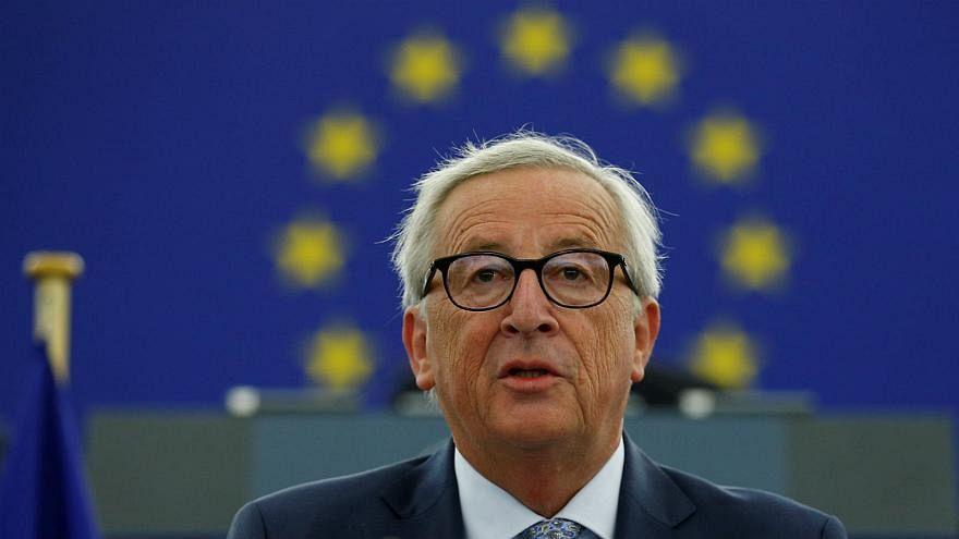 In attesa del discorso annuale sullo stato dell' Unione Europea