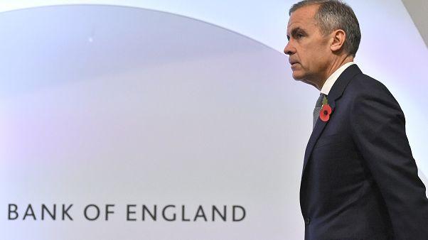El gobernador del Banco de Inglaterra explica las consecuencias de un Brexit sin acuerdo