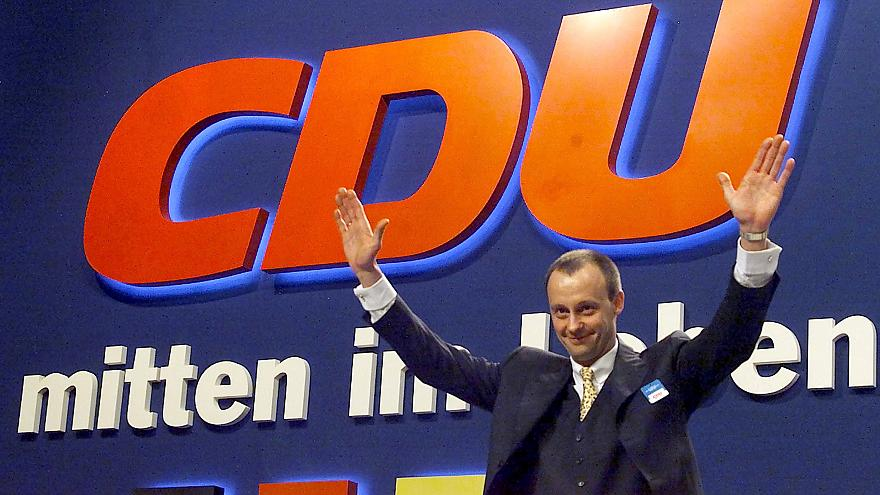 Jetzt offiziell: Friedrich Merz (62) kandidiert für CDU-Vorsitz