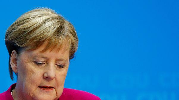 """Merkel: """"Zeit, ein neues Kapitel aufzuschlagen, trete 2021 nicht mehr an"""""""
