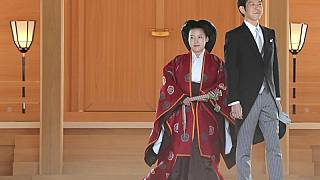 Japanese Princess steps down to marry