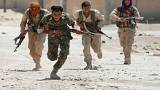 """أكراد سوريا يعززون هجومهم على """"داعش"""" شرق البلاد"""