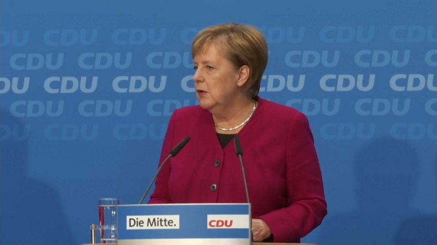 O princípio do fim da era Merkel na Alemanha