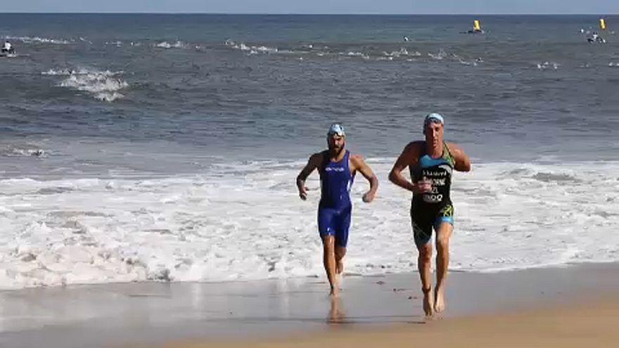 Tereptriatlon-világbajnokságot rendeztek Hawaii-n