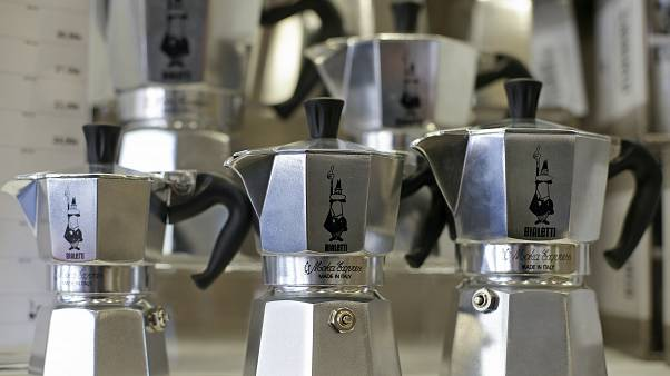 Moka coffee maker: the iconic Italian design struggling amid competition from capsules
