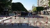 Ataque suicida lança o caos no centro de Tunes