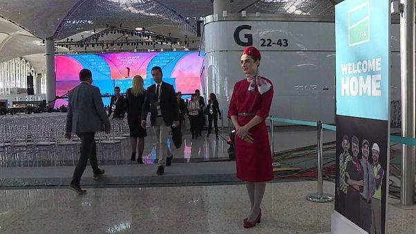 Istanbul eröffnet Mega-Flughafen