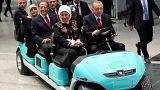 Εγκαινιάστηκε το «Αεροδρόμιο Κωνσταντινούπολης»
