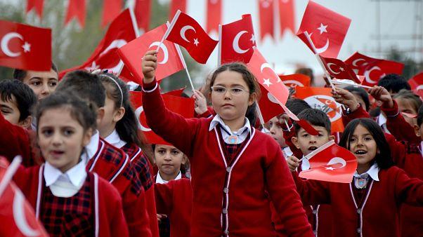 Cumhuriyet Bayramı'ndan manzaralar: Türkiye 95 yaşında