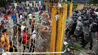 Επεισόδια στα σύνορα Γουατεμάλας - Μεξικού