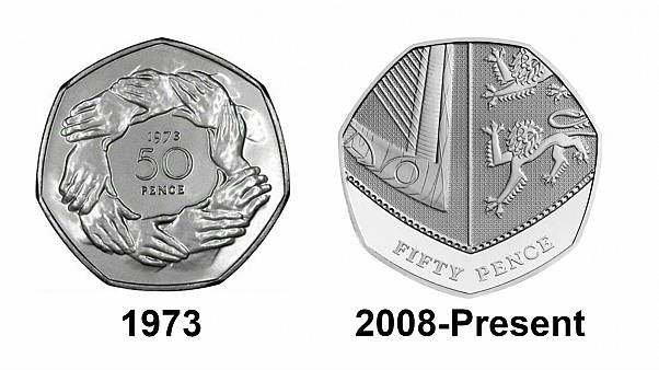 UK 'to release new 50p coin' to mark Brexit