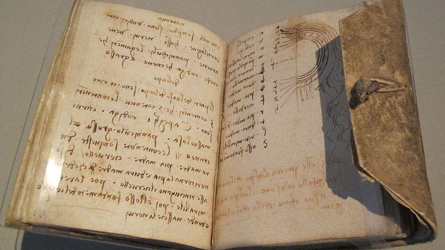 """كيف عاد """"ليوناردو دا فينشي"""" إلى إيطاليا بعد 500 عام من وفاته؟"""
