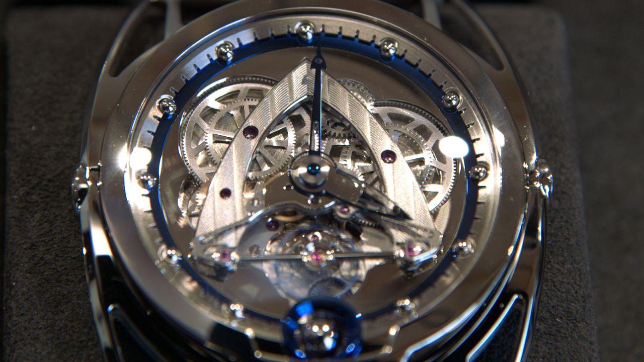 رقابت ساعتسازان برتر در نمایشگاه ساعت ژنو