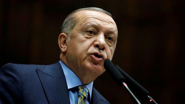 Primera visita oficial de Erdogán a Alemania
