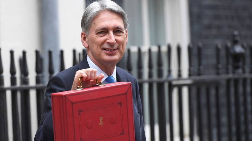 Spending rises in 'end-of-austerity' UK budget: Key points at-a-glance