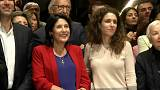 Georgia irá a una segunda vuelta en las elecciones presidenciales