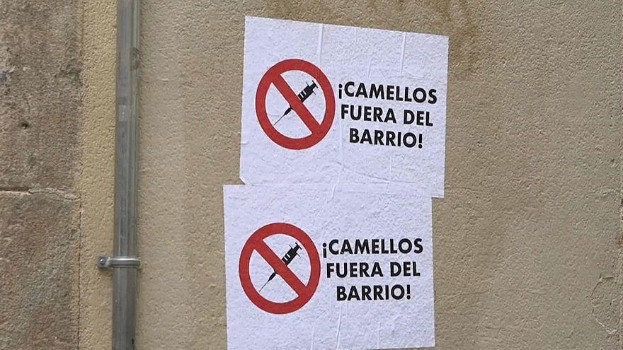 Удар по наркобизнесу в Барселоне