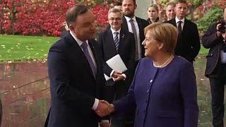 Varsavia presenta a Berlino il conto per i danni della seconda guerra mondiale