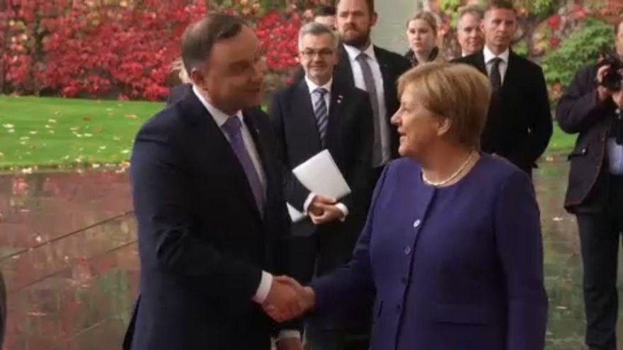 Польша ждет репараций от Германии