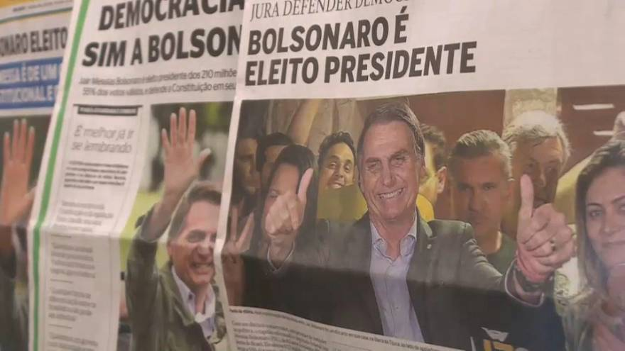 O dia seguinte do Brasil à eleição de Jair Bolsonaro
