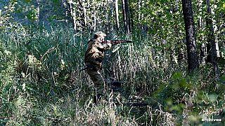 Jagdsaison in Frankreich: Gefahr für Waldbesucher
