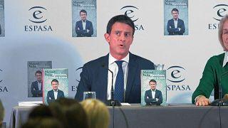 Manuel Valls joue la carte de la sécurité à Barcelone
