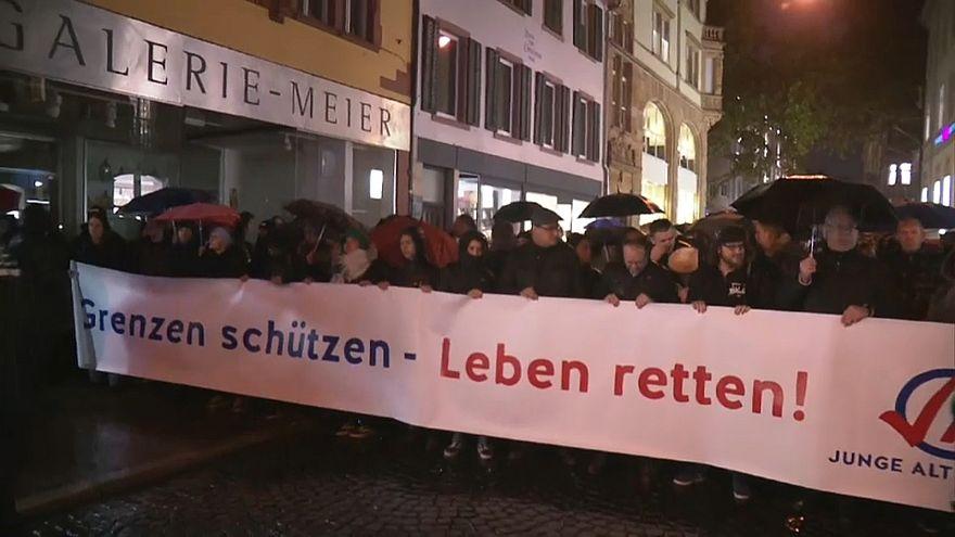 Nach mutmaßlicher Gruppenvergewaltigung: Proteste in Freiburg