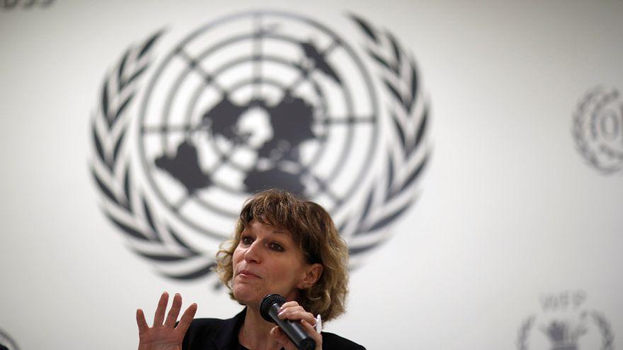 أجنيس كالامارد محققة الأمم المتحدة المعنية بالإعدام التعسفي في 05-02-2018