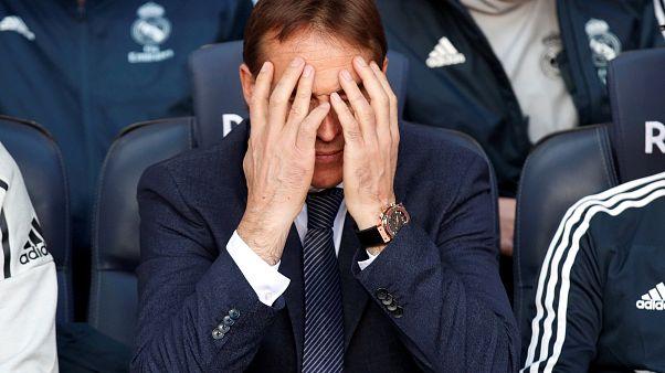 'Chicotada' no Real Madrid: Sai Lopetegui, entra Solari