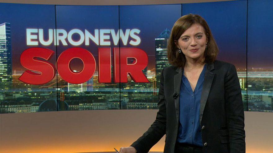 Euronews Soir : l'actualité du 29 octobre