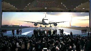 شاهد: كيف افتتح أردوغان مطار اسطنبول الجديد..