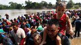 Trump destaca 5200 militares para a fronteira com o México