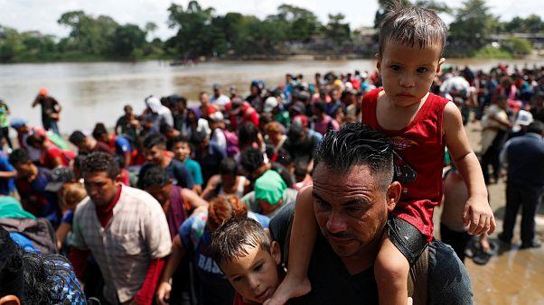 USA schicken weitere Truppen an Grenze zu Mexiko