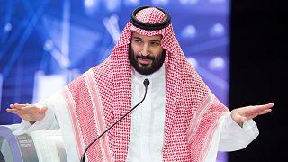 بن سلمان يضع حجر أساس أول مفاعل للأبحاث النووية بالسعودية