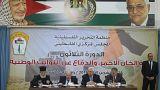 Filistin Merkez Konseyi İsrail'i tanıma kararını askıya aldı