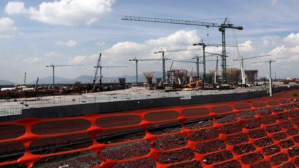Turbulencias en México por la cancelación del nuevo aeropuerto