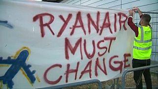 Ryanair: mais uma greve e milhares de passageiros em terra