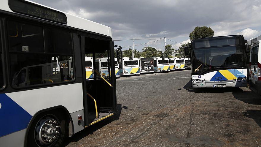 Τρόμος για επιβάτες λεωφορείων σε Συγγρού και Αγίους Αναργύρους