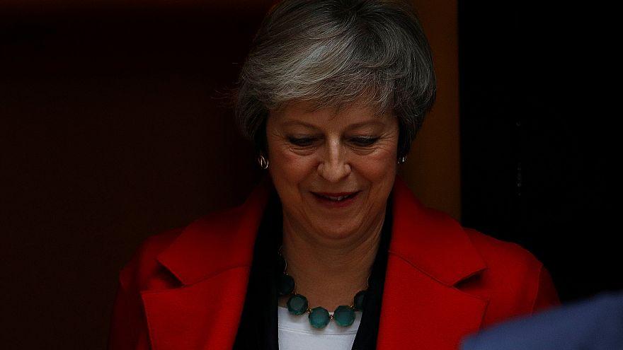May reducirá la inmigración tras el Brexit