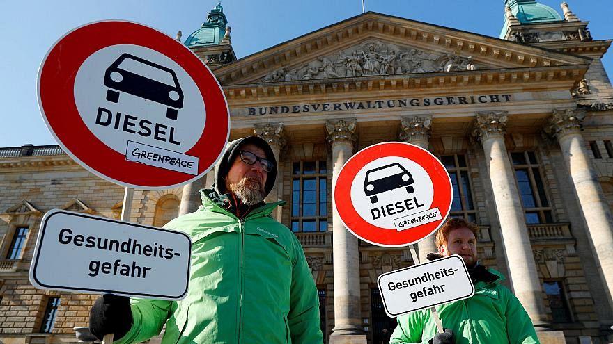 Germania: un piano per ridurre le emissioni dei vecchi diesel