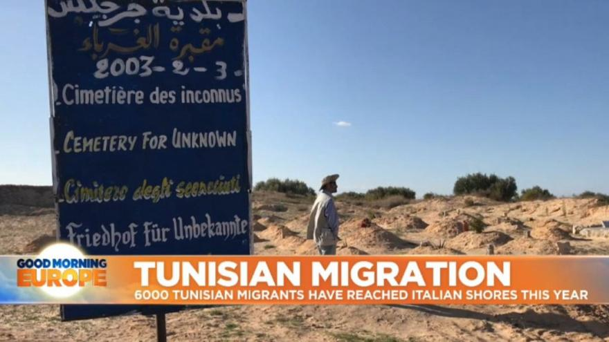 Tunisia's Migrant Cemetery of the Unknown