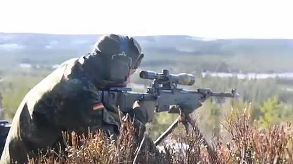 Orosz után NATO óriás-hadgyakorlat