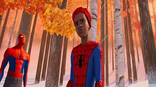 سبايدر مان يظهر في أكوان جديدة من الرسوم المتحركة