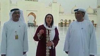 برای نخستین بار اتفاق افتاد؛ دیدار وزیر اسرائیلی از مسجدی در امارات