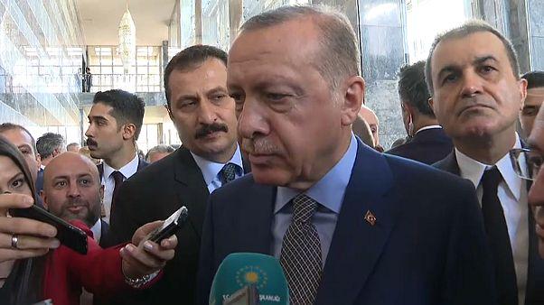 VİDEO | Erdoğan: Melih bey ile bundan sonra da beraber gideceğimizi zannediyorum