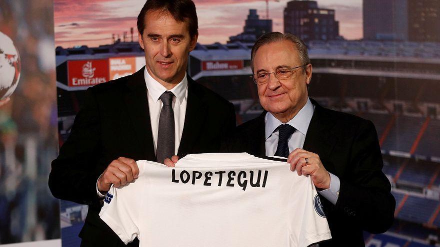 Barcelona'ya 5-1 mağlup olan Real Madrid Lopetegui ile yollarını ayırdı