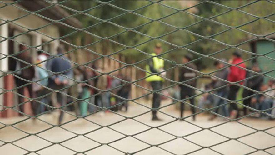 Migrációs hullám Bosznia-Hercegovinában